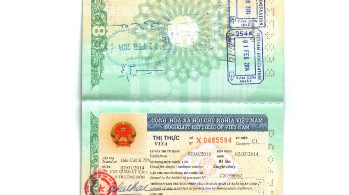 Vietnam visa on arrival for Bangladesh nationality