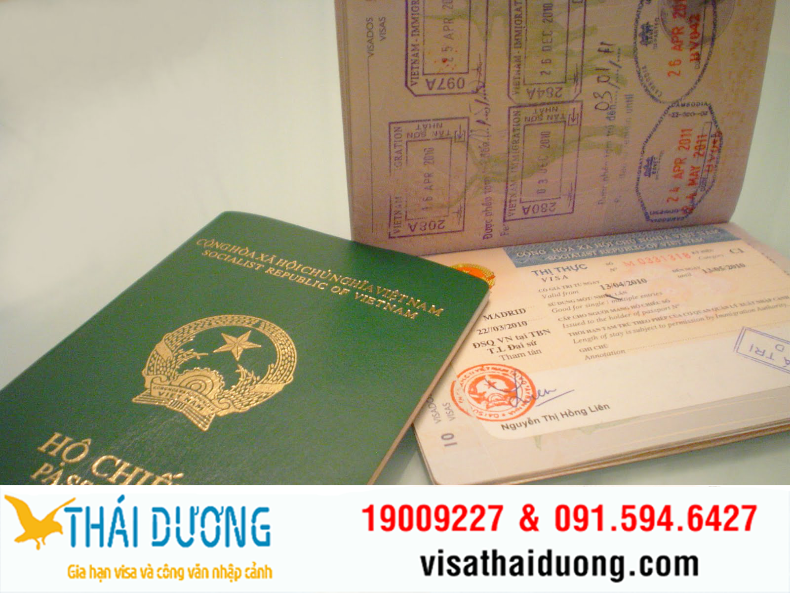 Vietnam visa extension and Vietnam visa renewal