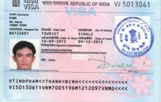 Vietnam visa on arrival for Indian Passport holders