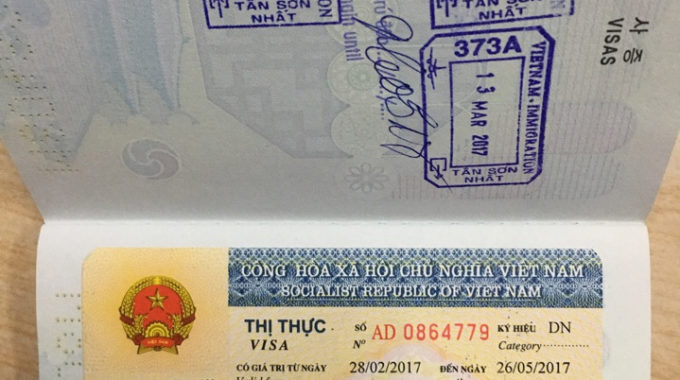 How to make bussiness visa in Viet Nam