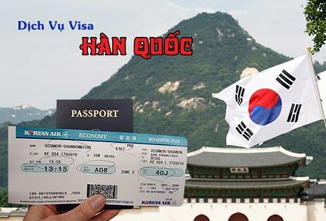 How to make 1 year visa for South Korean passport