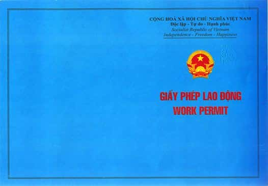Applying a work permit for Vietnam