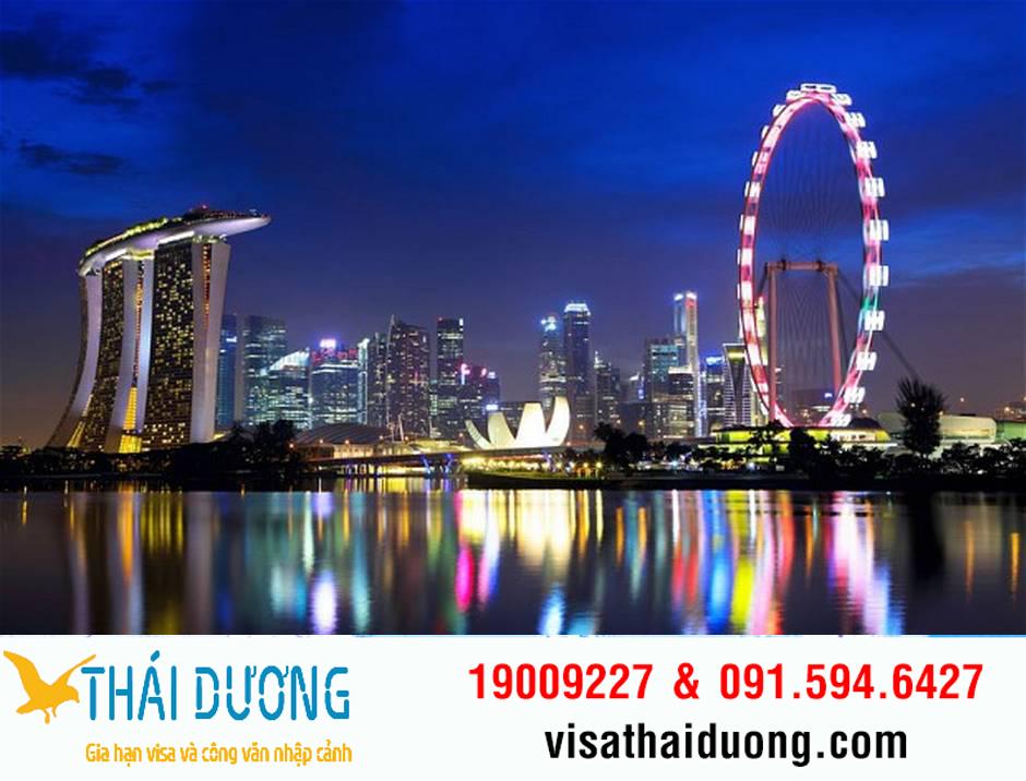 ExpressVietnam visa in Singapore