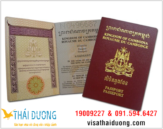 Vietnam visa requirements for Cambodia | Visa Thai Duong
