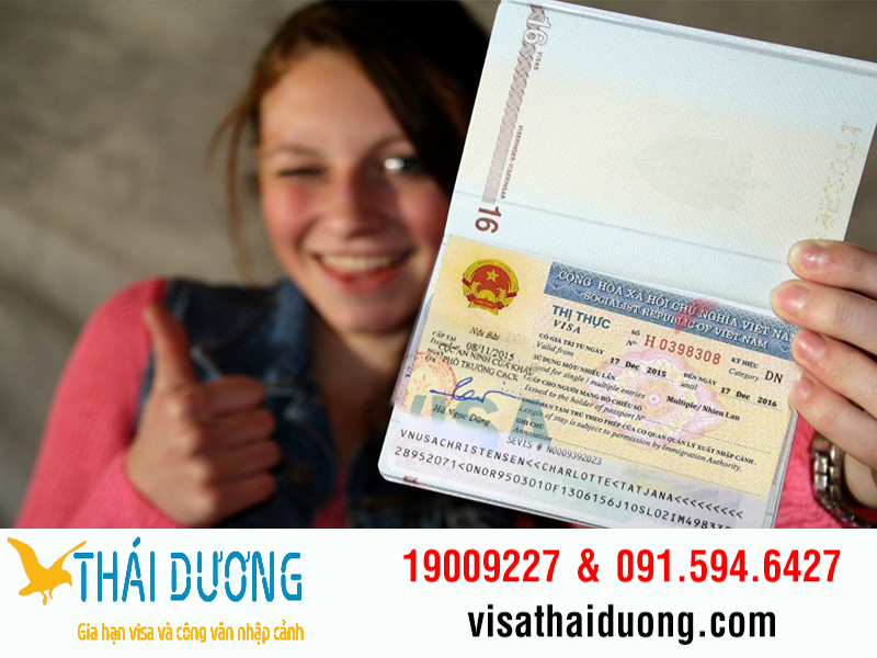 Work Permit & Visa for Vietnam