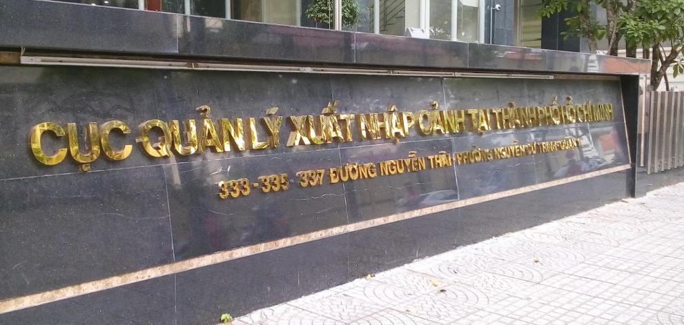 The Vietnam Immigration Department