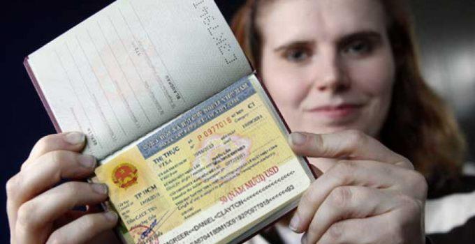 Vietnam visa on arrival for traveller